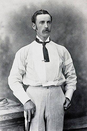 Frank Hearne - Hearne in about 1895