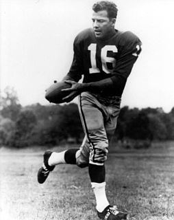 Frank Gifford American football player, television sportscaster