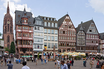 gemaltes haus frankfurt speisekarte
