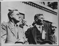 Franklin D. Roosevelt and someone else in Atlanta, Georgia - NARA - 197043.tif