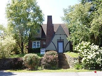 Glendon, Pennsylvania - Image: Franklin St, Glendon, Northampton Co PA