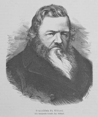 František Klácel - František Matouš Klácel