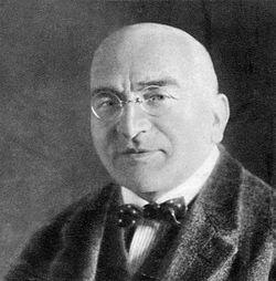 Profesor h.c. František Táborský (1928)