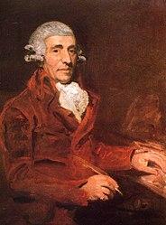 John Hoppner: Franz Joseph Haydn (1732-1809)