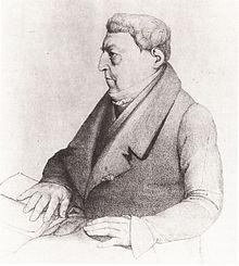 Franz von Baader (Quelle: Wikimedia)