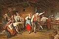 Franz von Defregger (copy) - Großvaters Tanzunterricht.jpg