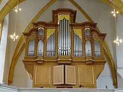 Franziskanerkirche (Wetzlar) Orgel 01.JPG