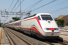 Image illustrative de l'article Frecciabianca