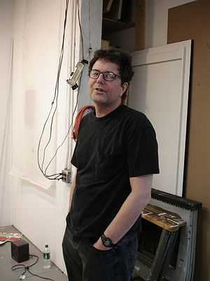 Fred Tomaselli - Image: Fred Tomaselli (Brooklyn 2006)