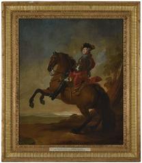 Frederik V, 1723-1766, kung av Danmark och Norge