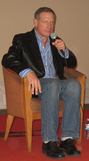 Fredric Lehne - Lehne at a Showmasters Convention, 2008