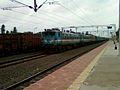 Freight NMG (new modified goods) train at Pithapuram 01.jpg