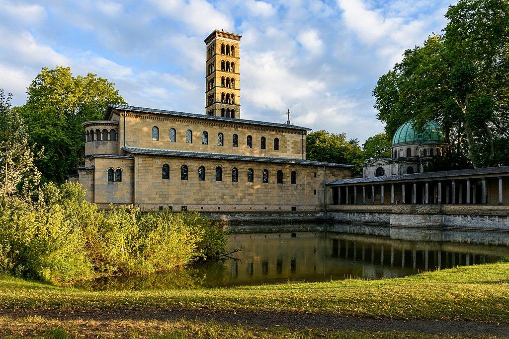 Friedenskirche Pdm