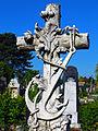 Friedhof Gersthof, Ankerkreuz.jpg