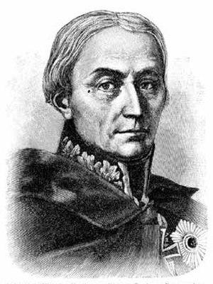 Battle of Möckern - General Bülow