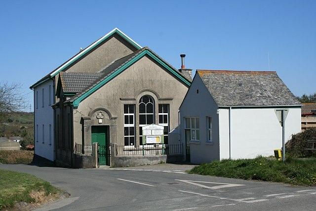 Frogpool Methodist Church - geograph.org.uk - 147754