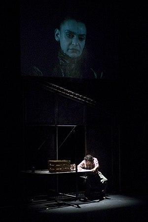Primera de las colaboraciones con TeatroSinParedes.
