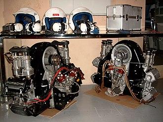 Ernst Fuhrmann - Image: Fuhrmann engine 2