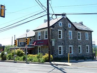 Halfway House, Pennsylvania Census-designated place in Pennsylvania, United States