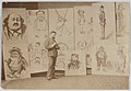 Full-length Portrait of Thomas Nast with a Group of Caricatures MET DP860319.jpg