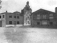 Fundación Joaquín Díaz - Iglesia de Santa María del Castillo - Castrejón de Trabancos (Valladolid).jpg