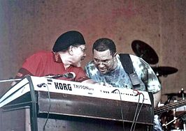 Art Neville & George Porter, Jr. 2004