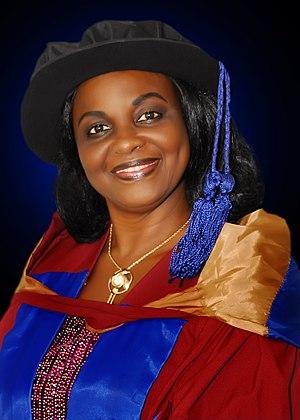 Funmilayo Adesanya-Davies - Prof. Funmi Adesanya Davies, (2015)