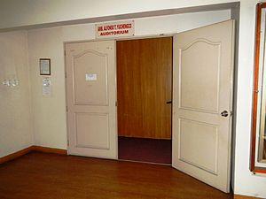 Alfonso Yuchengco - Auditorium, Bantayog ng mga Bayani