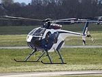 G-OGJP Hughes 369 Helicopter (26230712815).jpg