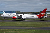 G-VZIG - B789 - Virgin Atlantic Airways