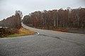 GA SR 157 at Dougherty Gap Road, Walker County Nov 2020.jpg