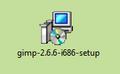 GIMP 2.6 Setup-Datei.png