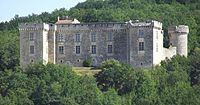 GRÉZELS, Château de la Coste.JPG