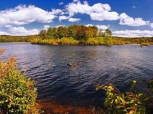 Gouldsboro State Park - Gouldsboro Lake