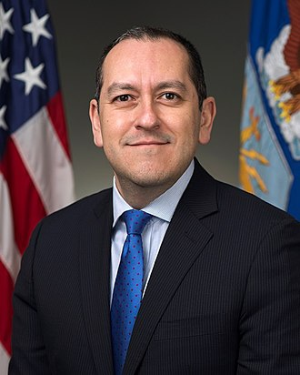 Assistant Secretary of the Air Force (Manpower & Reserve Affairs) - Image: Gabe Camarillo
