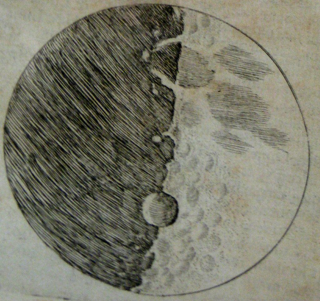 Galileos Original Moon Drawings (3053656871)