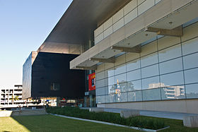 Queensland Gallery of Modern Art en 2009
