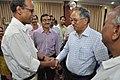 Ganga Singh Rautela Meets With His Workmates - NCSM - Kolkata 2016-02-29 1749.JPG