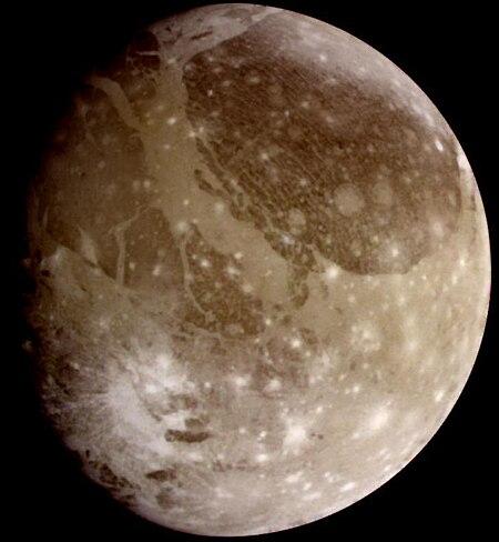 Ganymede (vệ tinh)