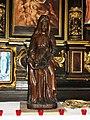 Ganzeville (Seine-Mar.) église, statue 11 une Sainte.jpg