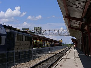 Vaslui - Train station