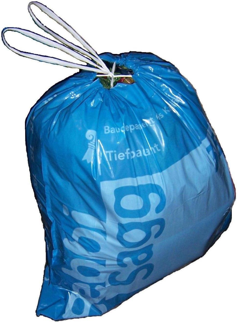 Garbage bag Basel Bebbisagg