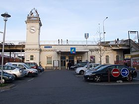 image illustrative de l'article Gare de Juvisy