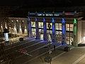 Gare de Valence-Ville de nuit le 16 janvier 2021.jpg