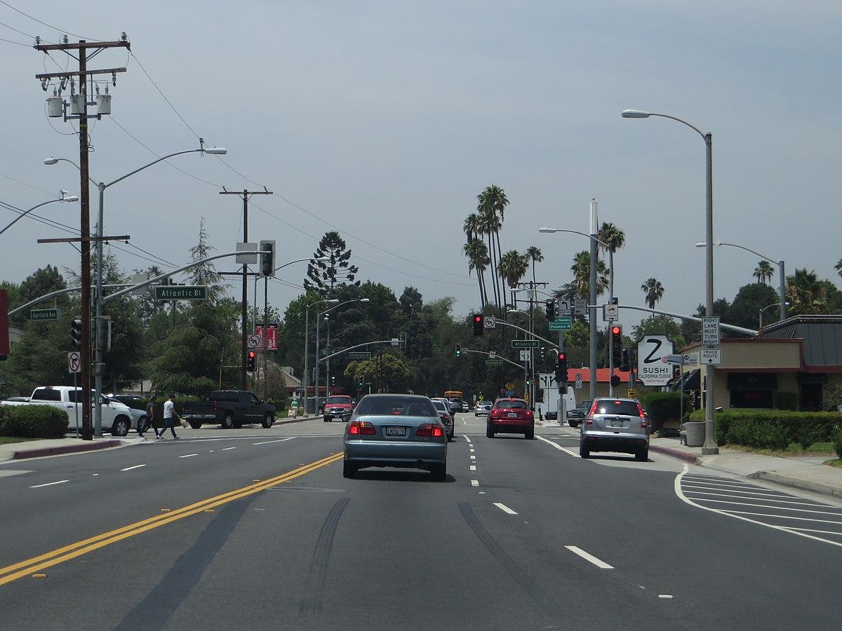Garfield Avenue, Alhambra, California (14517782995).jpg