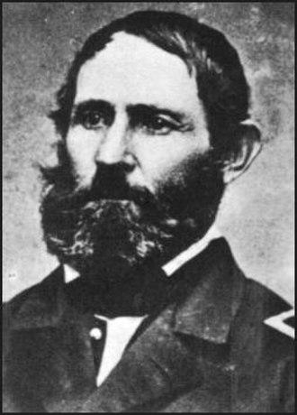 Theophilus T. Garrard - Brig. Gen. Theophilus T. Garrard