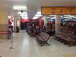 Gate 6 Philip S. W. Goldson International Airport 2017.jpg