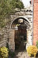 Gate on Drury Lane - geograph.org.uk - 154123.jpg