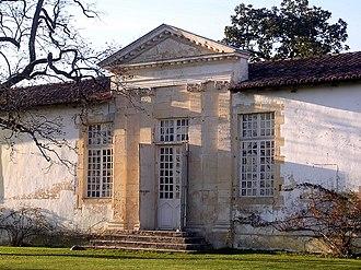 Château de Gaujacq - Image: Gaujacq 4