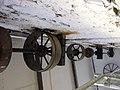 Gear shaft at Melin Tregwynt - geograph.org.uk - 1269356.jpg